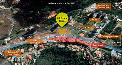 vale do sereno nova lima mg